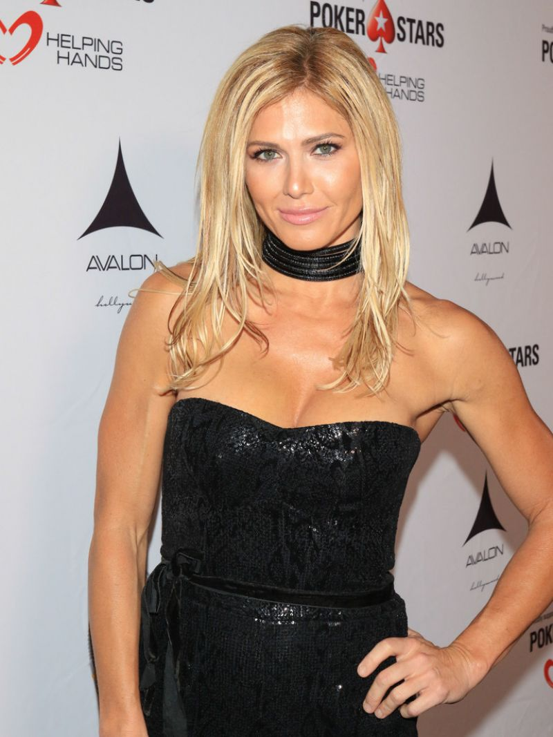 Torrie Wilson At Heroes For Heroes Lapd Memorial Foundation Celebrity Poker Tournament