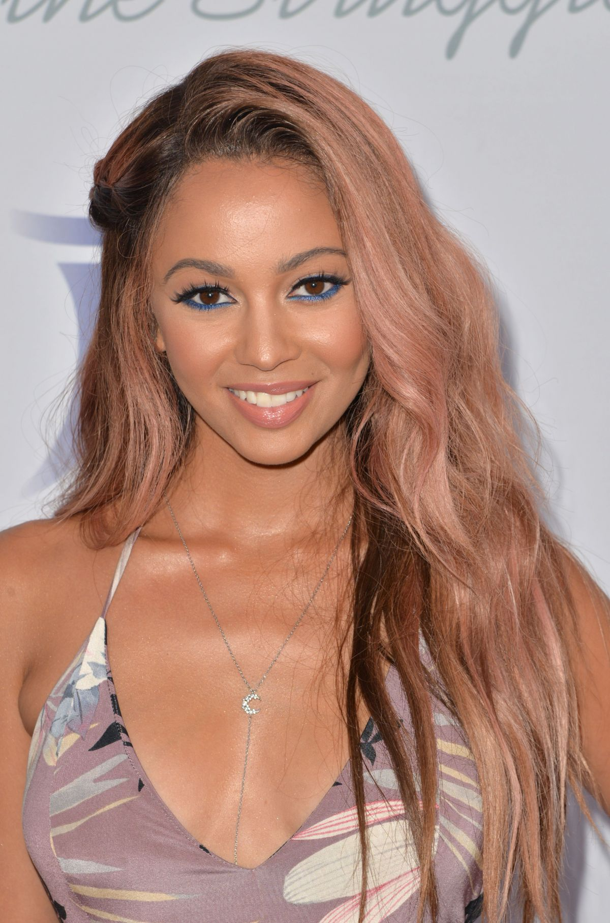 Vanessa Morgan At 16th Annual Heroes In The Struggle