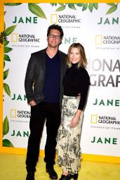 Ali Larter At Los Angeles premiere of National Geographic Documentary Film