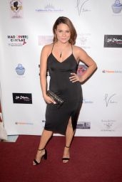 Alisa Reyes At Halloween Hotness 4: Heating Up For The Cure, American Legion Hall, Hollywood
