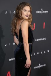 Allison Holker At Premiere of Lionsgate