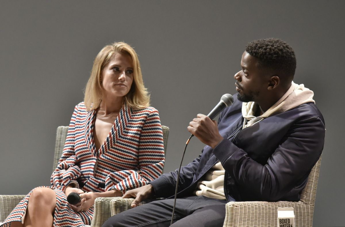 """Allison Williams At """"Anatomy of a Scene: Get Out"""" panel at the ..."""