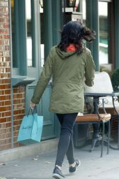 Andrea Corr Out in Chelsea