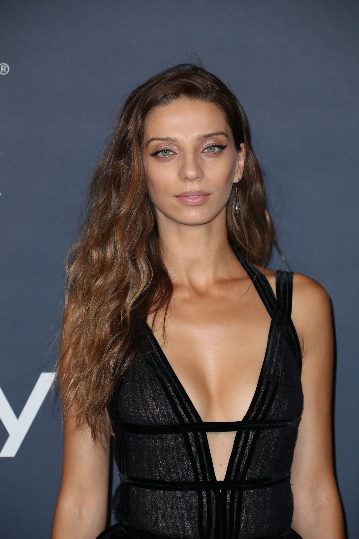 Angela Sarafyan At 3rd Annual InStyle Awards in Los Angeles