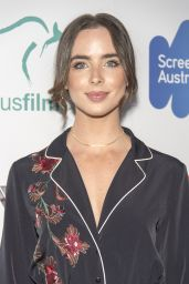 Ashleigh Brewer At 6th Annual Australians in Film Award & Benefit Dinner in Los Angeles