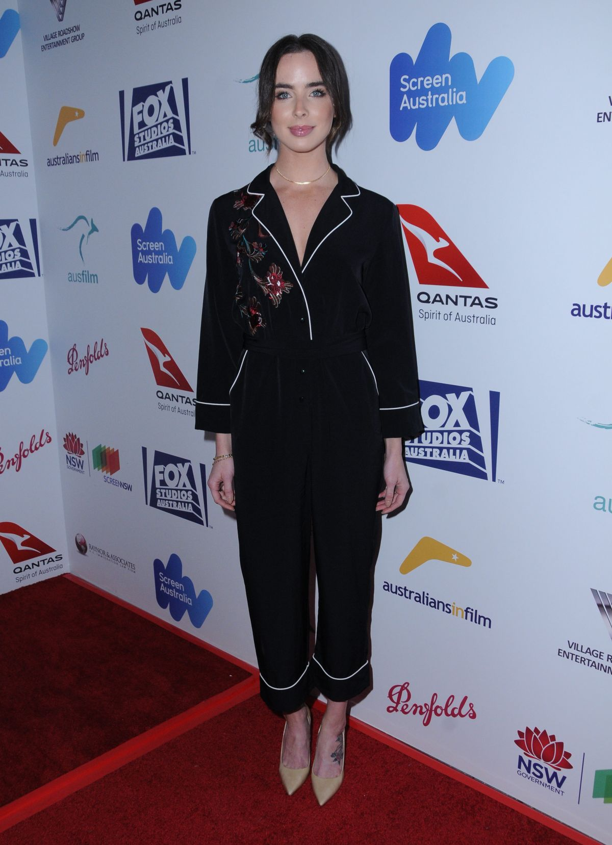 Ashleigh brewer australians in film awards benefit dinner in los angeles nude (61 photo)