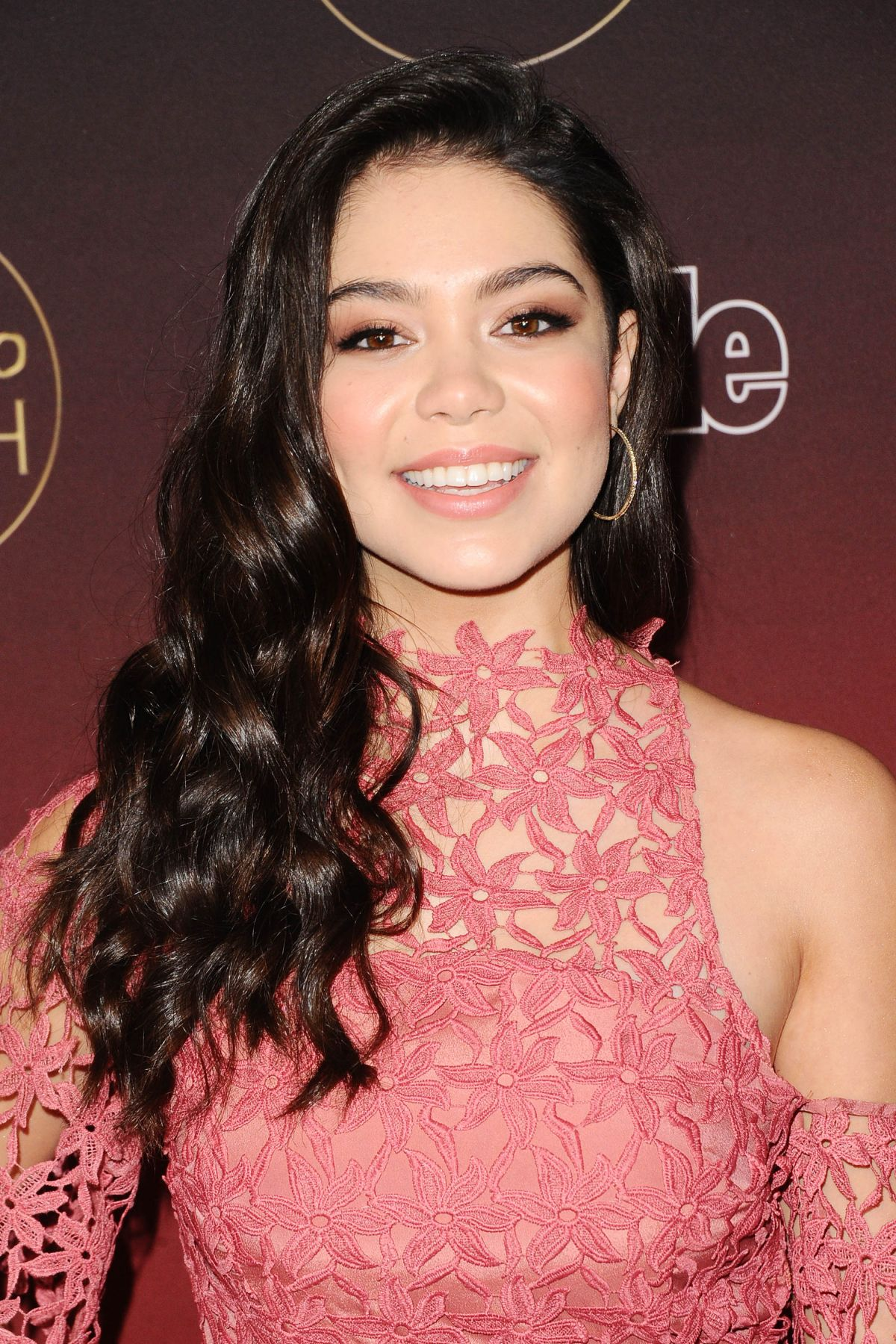 Auli'i Cravalho At PEOPLE's Ones to Watch Party in Los