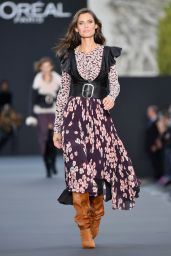 Bianca Balti On the runway at the L