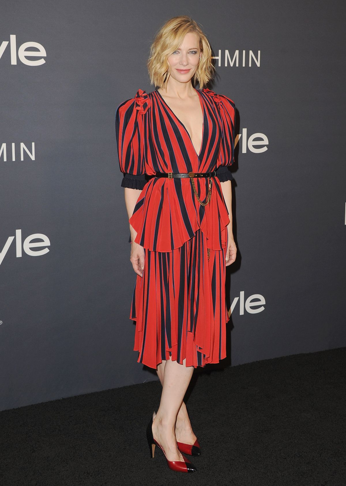 Cаte Blаnchett At InStyle Awards in Los Angeles