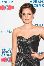Calysta Bevier At Philly Fights Cancer: Round 3 at The Philadelphia Navy Yard in Philadelphia