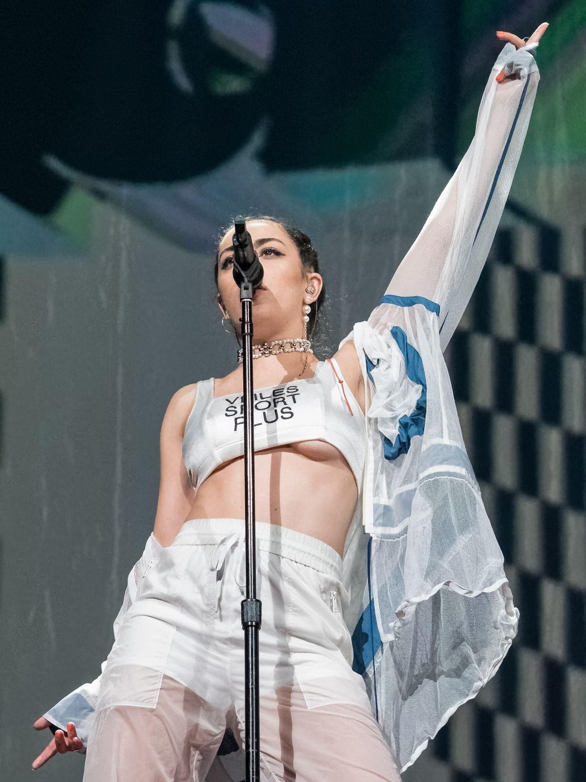 Charli XCX Puts on a show at the Amway Center in Orlando