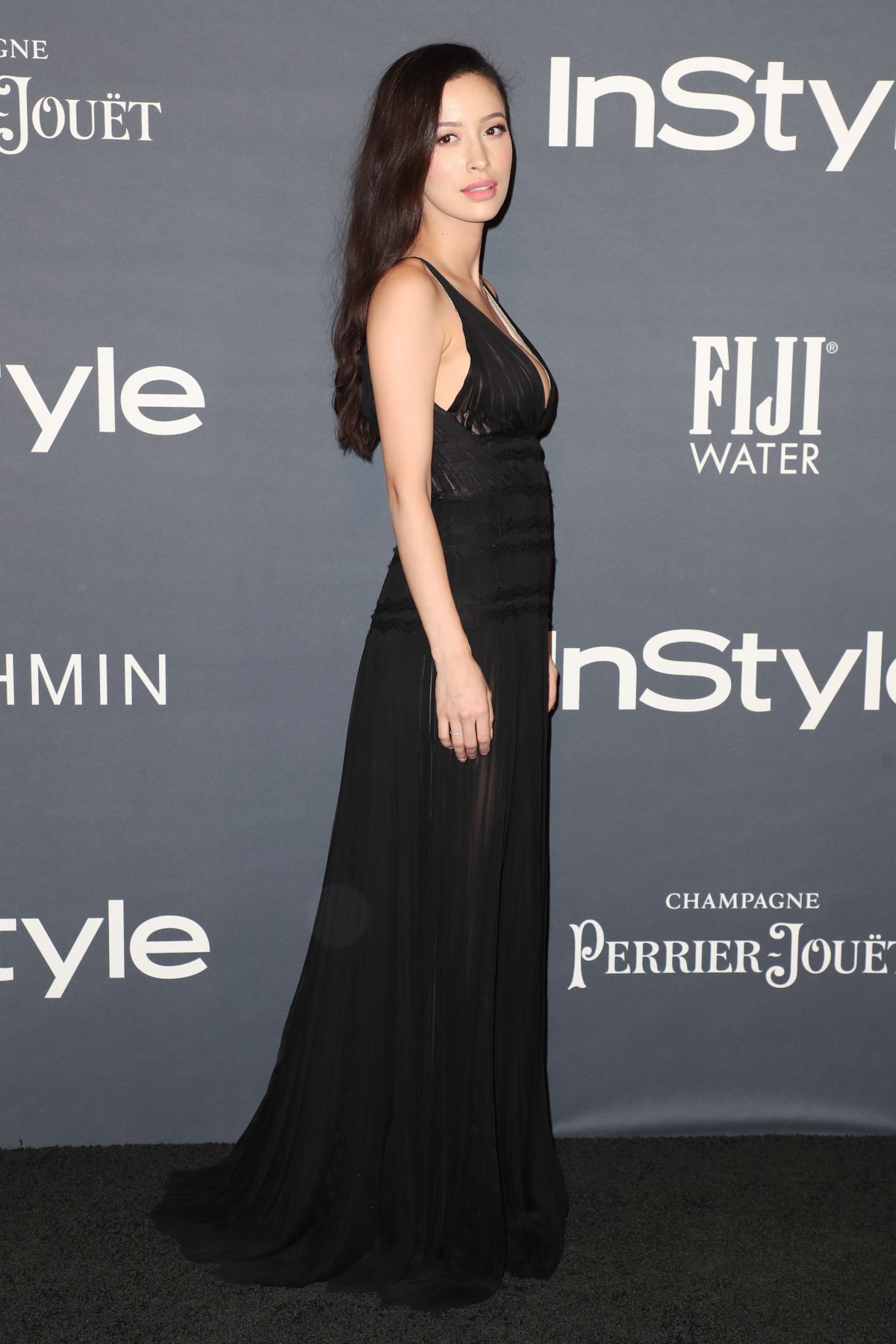 Christian Serratos At 3rd Annual InStyle Awards in Los Angeles
