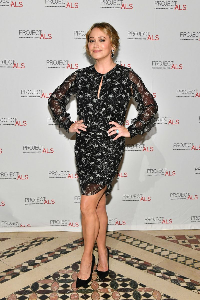 Christine Taylor At 19th Annual Project ALS Benefit Gala in NYC