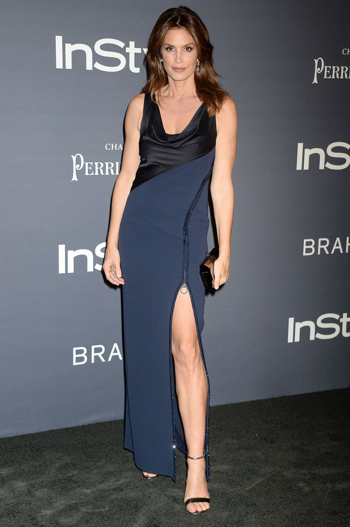 Cindy Crawford At 3rd Annual InStyle Awards at The Getty Center in Los Angeles
