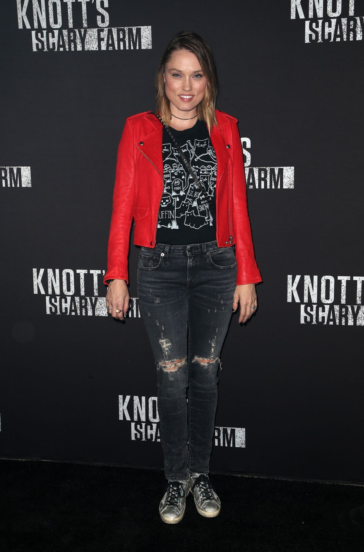 Clare grant knotts scary farm celebrity night in buena park nudes (24 photo), Is a cute Celebrites pic