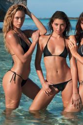Daniela Lopez Osorio At photoshoot for Wurth Calender 2018