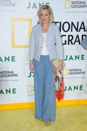 Elaine Hendrix At Los Angeles premiere of National Geographic Documentary Film