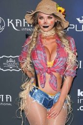 Emily Sears At Maxim Halloween Party in Los Angeles