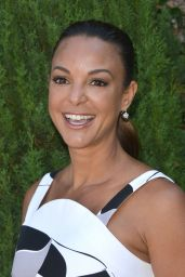 Eva LaRue At The Rape Foundation Annual Brunch, Arrivals, Los Angeles