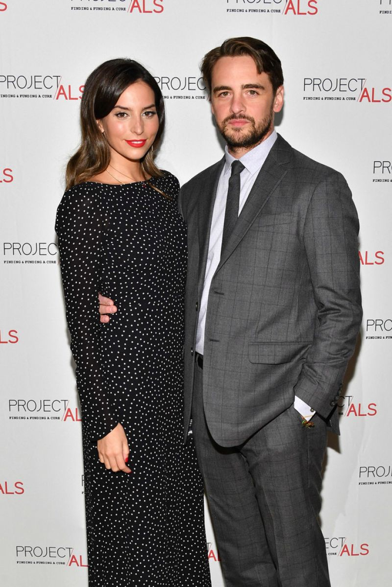 Genesis Rodriguez At 19th Annual Project ALS Benefit Gala in NYC