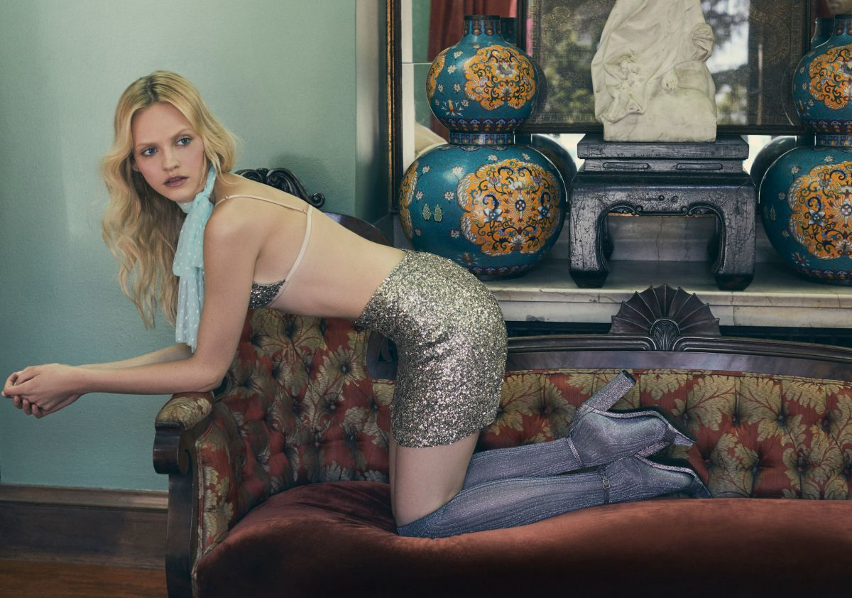 Ginta Lapina For Love and Lemons Holiday 2017 Ready to Wear