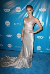 India Gants At UNICEF Next Generation Masquerade Ball in Los Angeles
