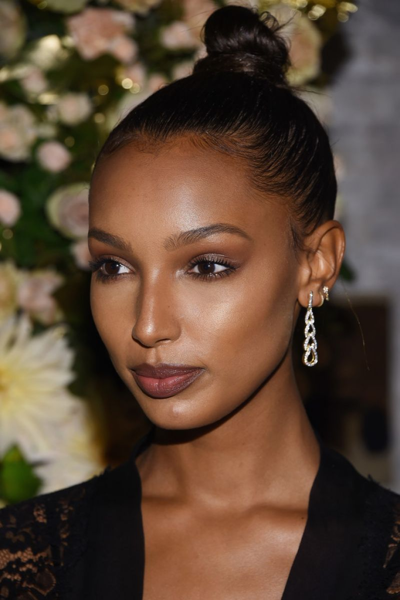 Jasmine Tookes At John Hardy And Vanity Fair Celebrate Legends in NYC