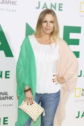 Jennie Garth At Los Angeles premiere of National Geographic Documentary Film