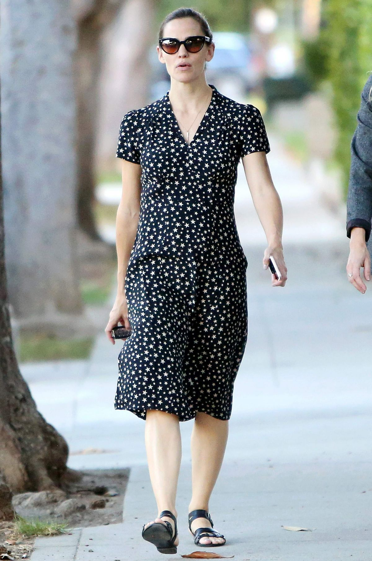 Jennifer Garner Out and about in Los Angeles