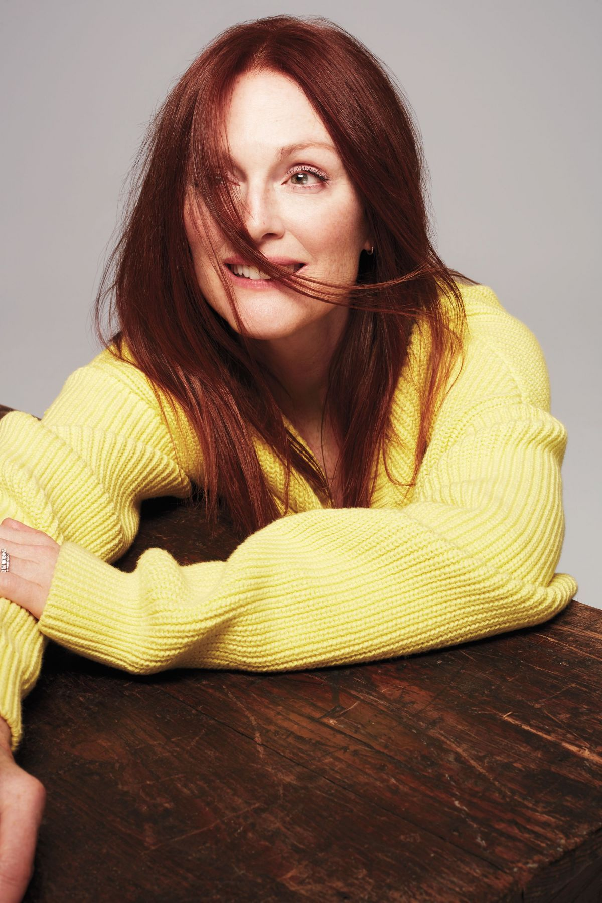 Julianne Moore - InStyle Magazine, October 2017