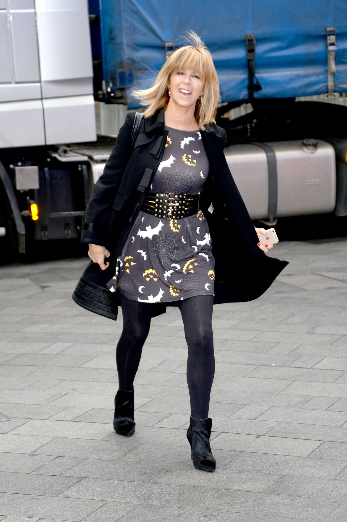 Kate Garraway At Global House London
