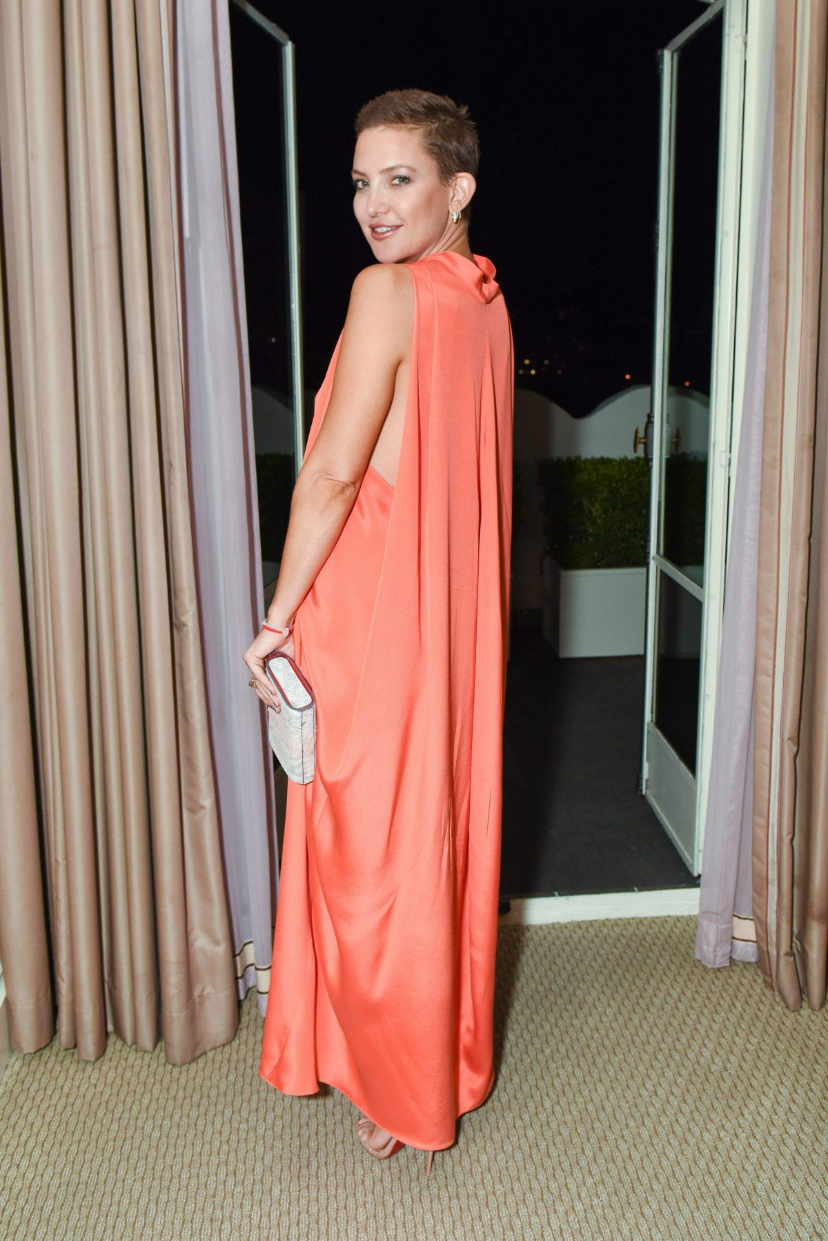 Kate Hudson At Valentino and Instyle Cocktail Party in Los Angeles