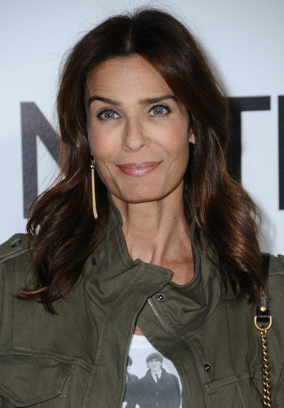 Kristian Alfonso At Los Angeles premiere of National Geographic Documentary Film