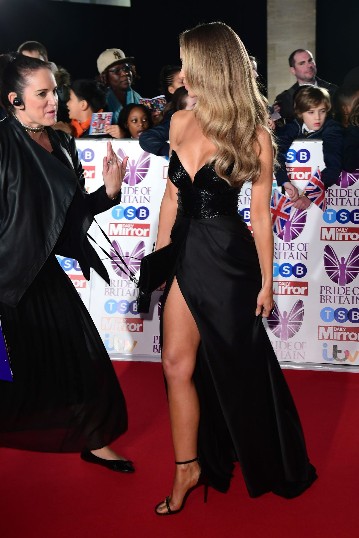 Lauren Pope At Pride of Britain Awards 2017 in London