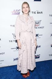 Lily Rabe At Tie The Knot party in Los Angeles