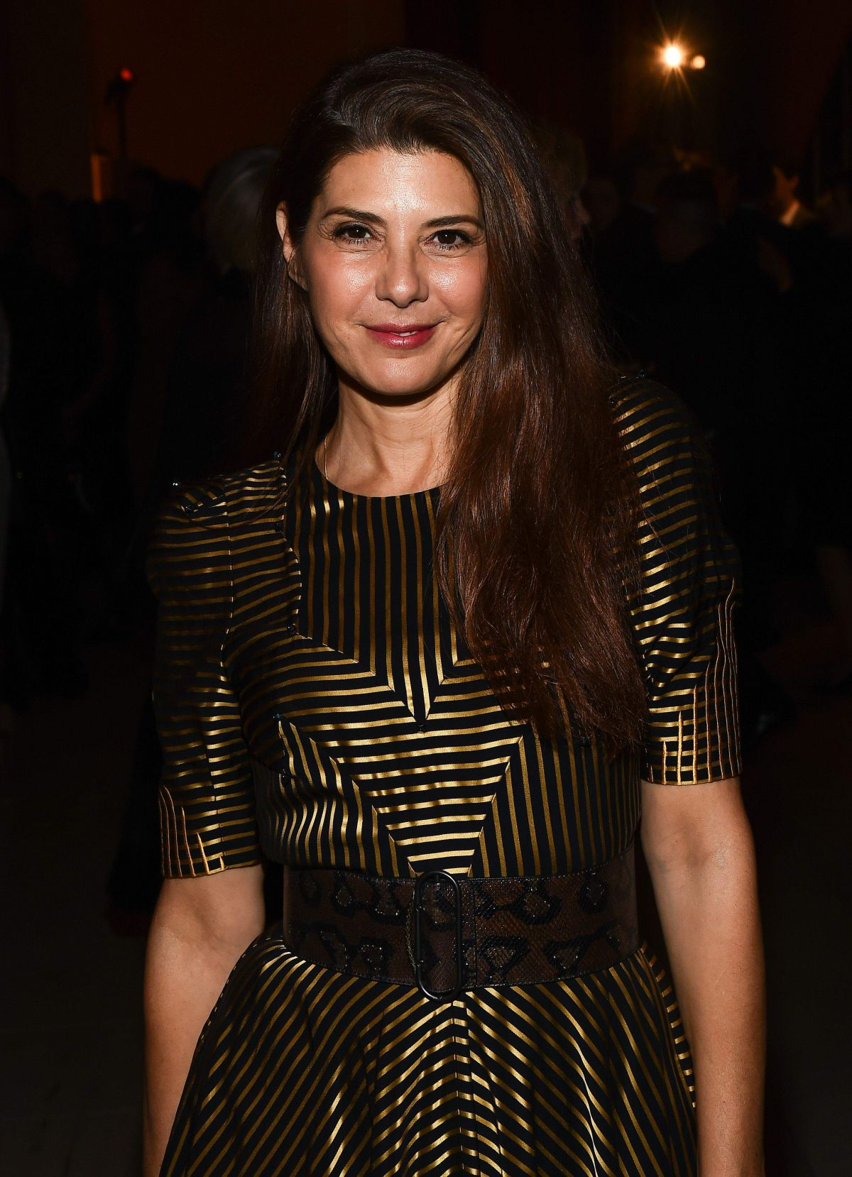 Marisa Tomei At Hammer...