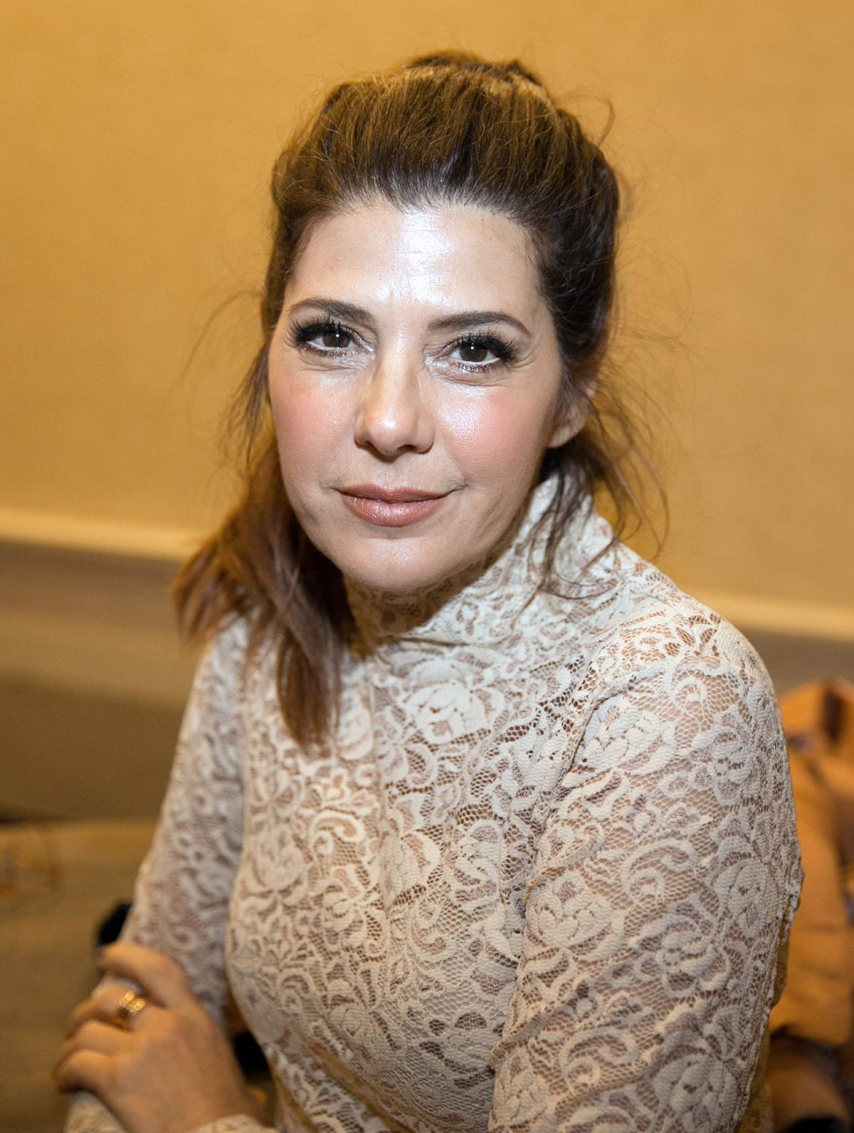 Marisa Tomei Attends the 25th Anniversary Make Equality Reality Gala in NYC
