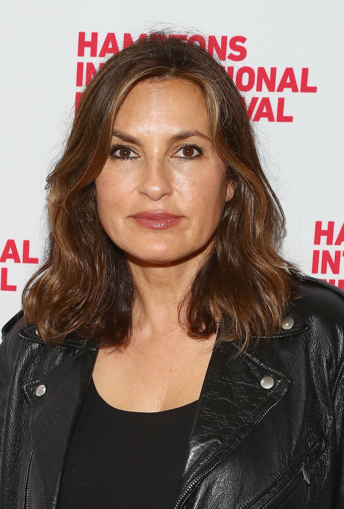 Mariska Hargitay At Hamptons International Film Festival