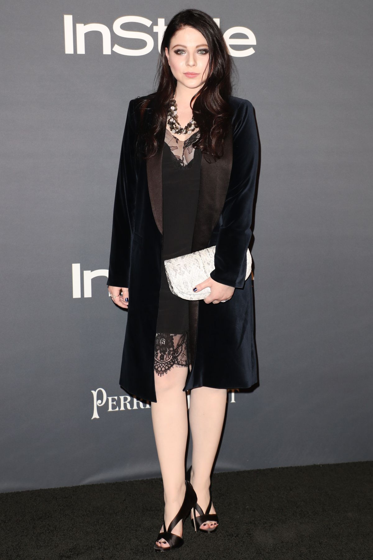 Michelle Trachtenberg At InStyle Awards in Los Angeles