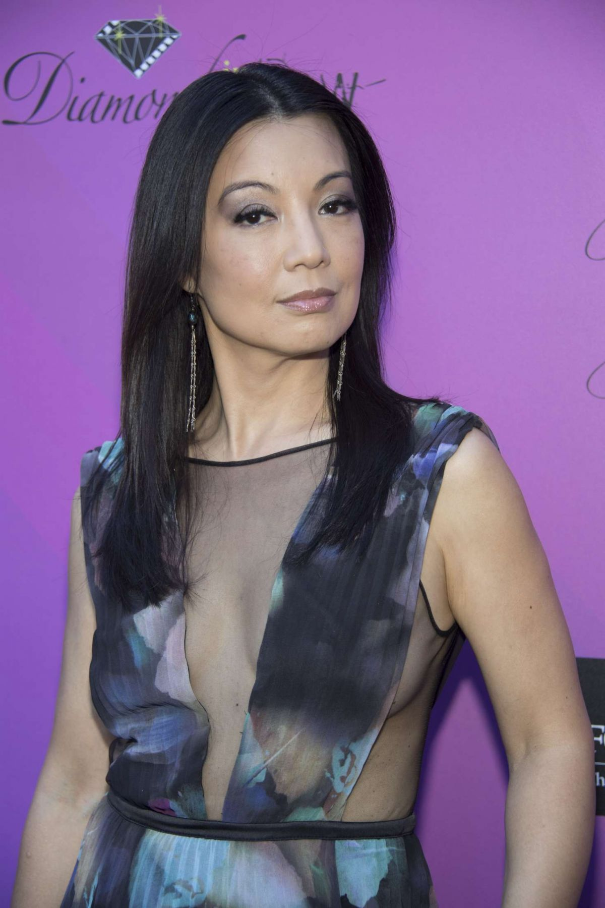 Ming-Na Wen At 10th Annual Action Icon Awards in Universal City