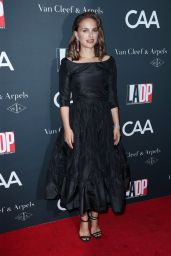 Natalie Portman At L.A. Dance Project