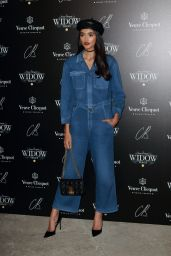 Neelam Gill At Veuve Clicquot Widow Series VIP Launch Party in London