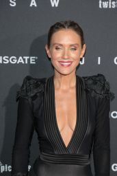 Nicky Whelan At Premiere of Lionsgate