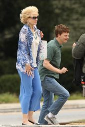 Nicole Kidman In Atlanta to film with Lucas Hedges on the set of