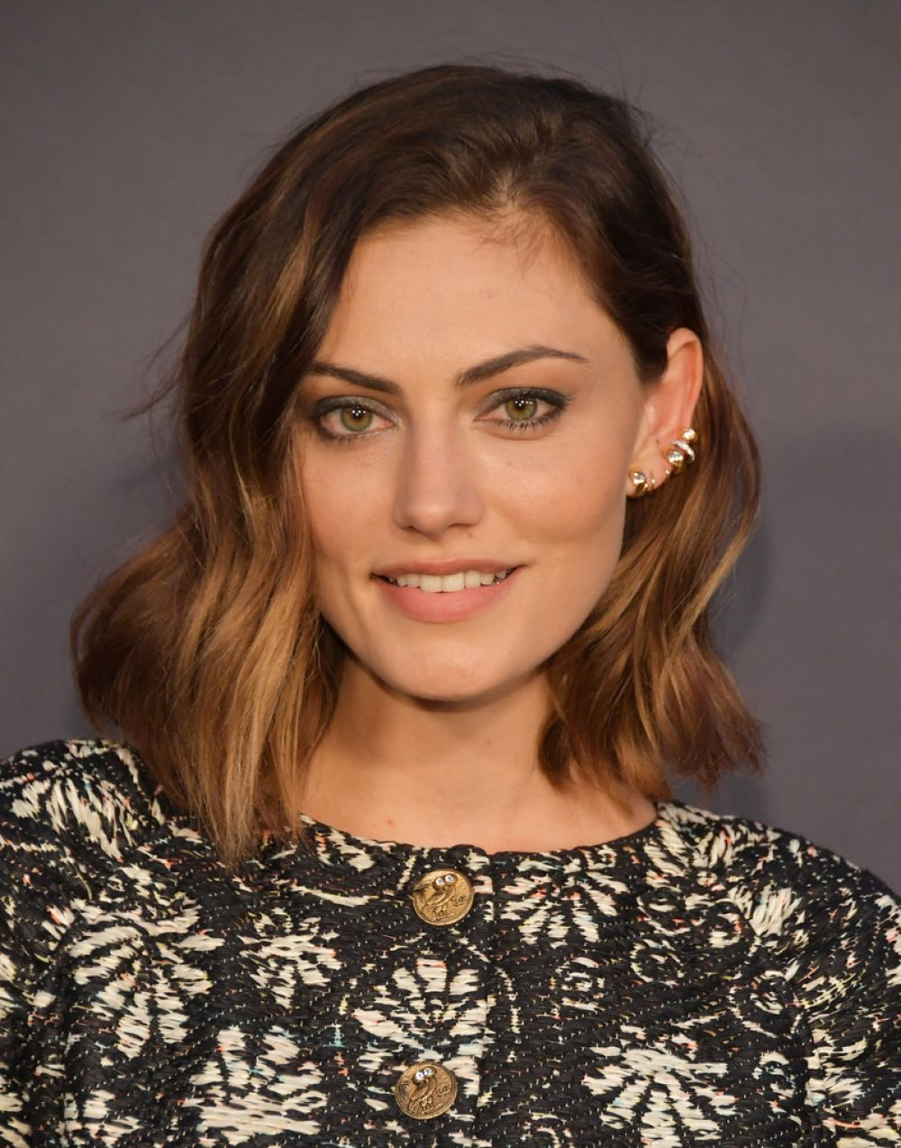 Phoebe Tonkin At 3rd Annual InStyle Awards in Los Angeles