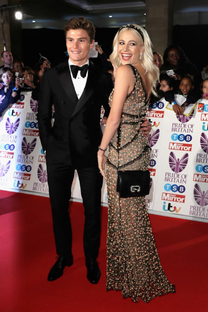 Pixie Lott At The Pride of Britain Awards 2017 in London