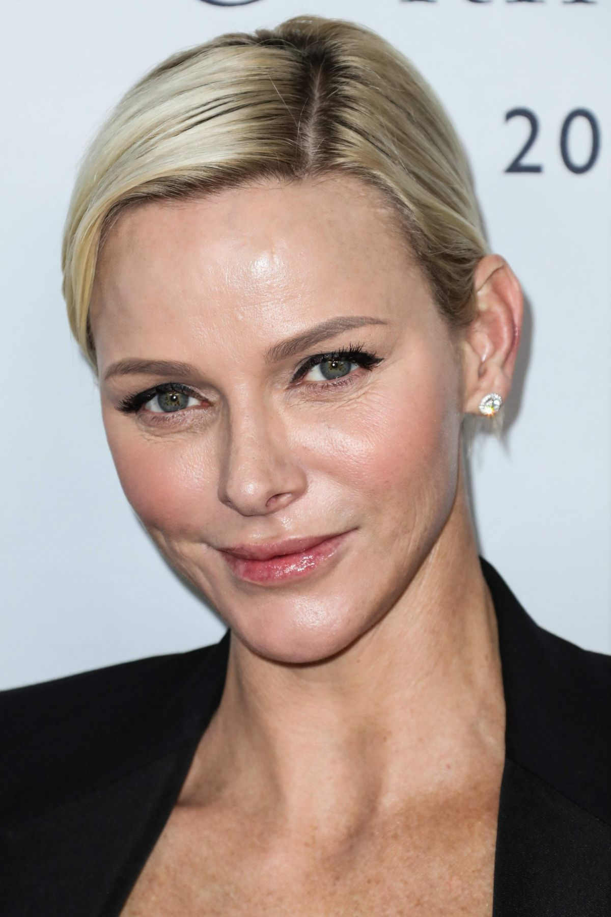 Princess Charlene of Monaco At Princess Grace Awards Gala, Hollywood