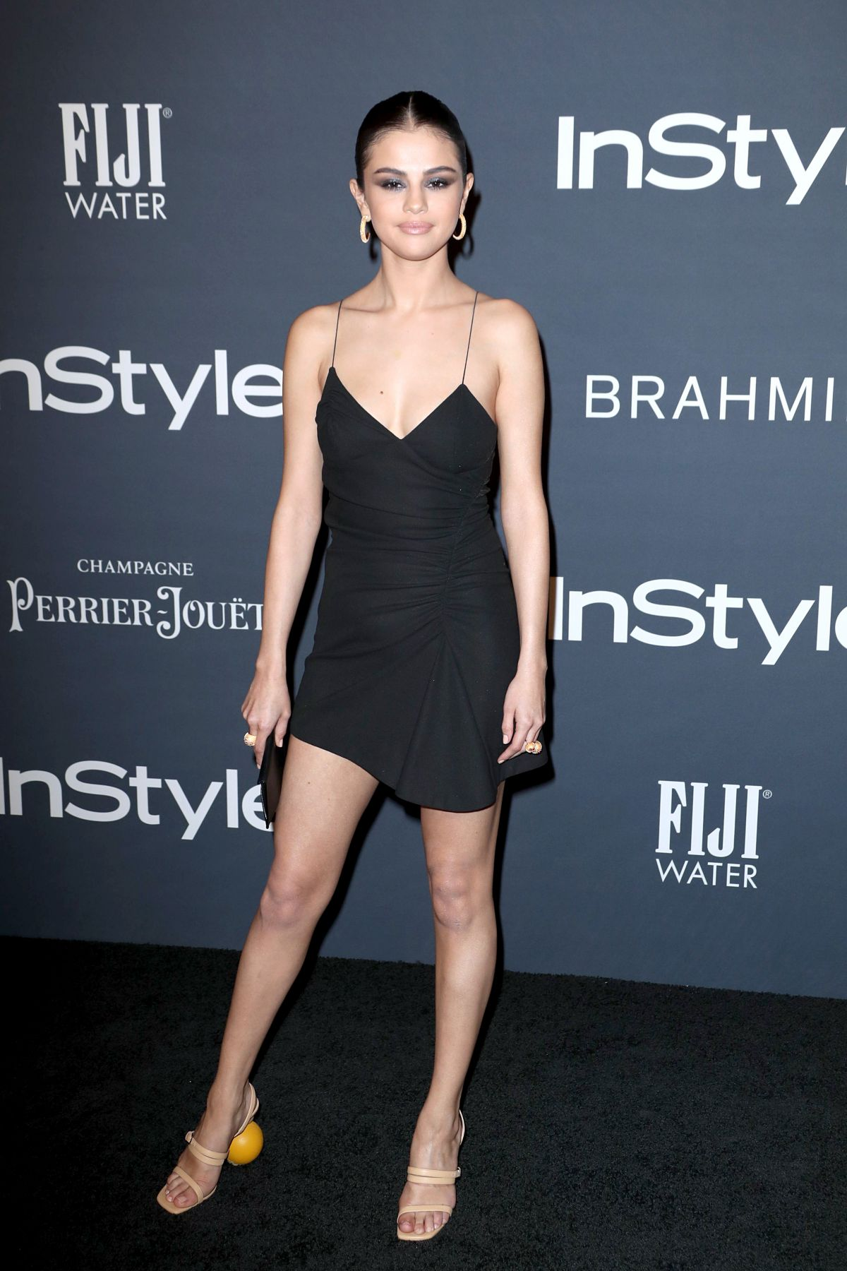 Selena Gomez At the 3rd Annual InStyle Awards in Los Angeles