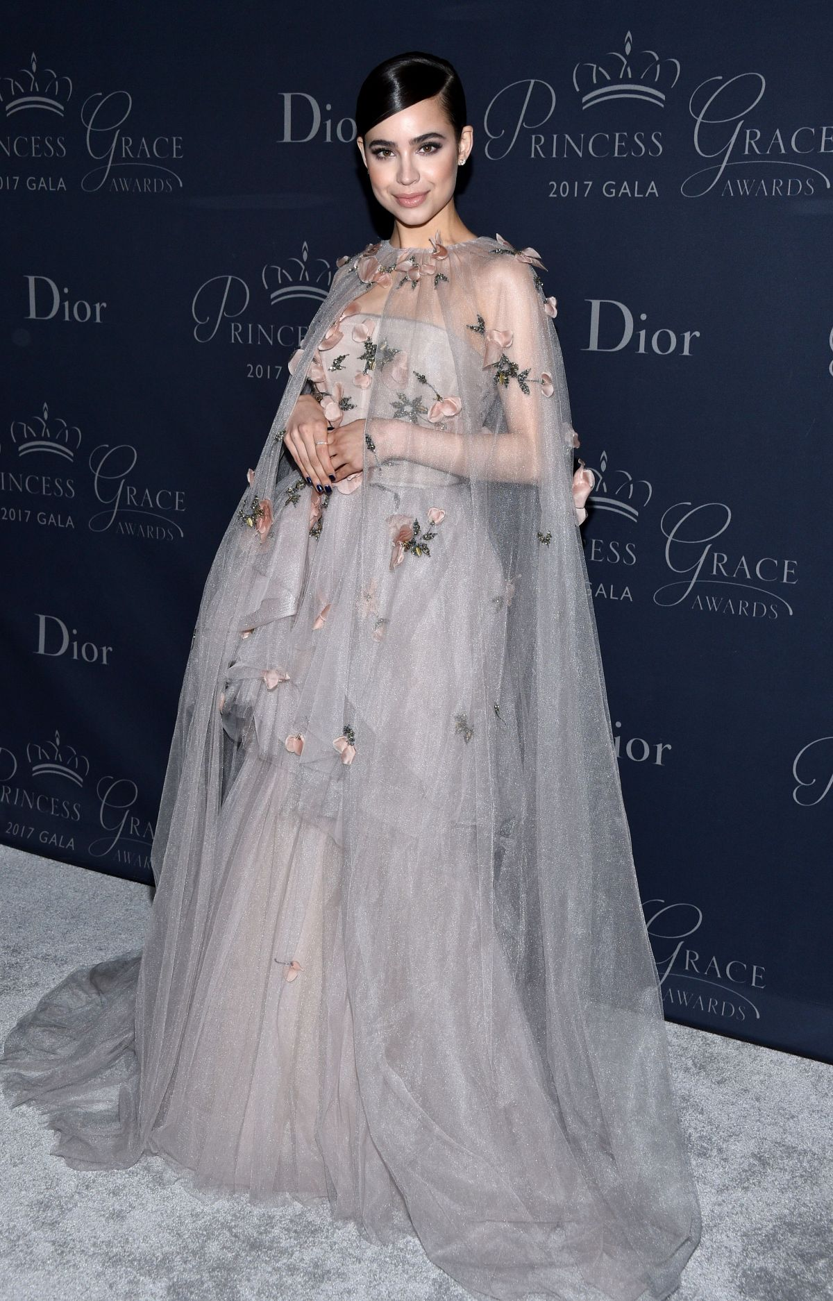 Sofia Carson At Princess Grace Awards Gala in Los Angeles
