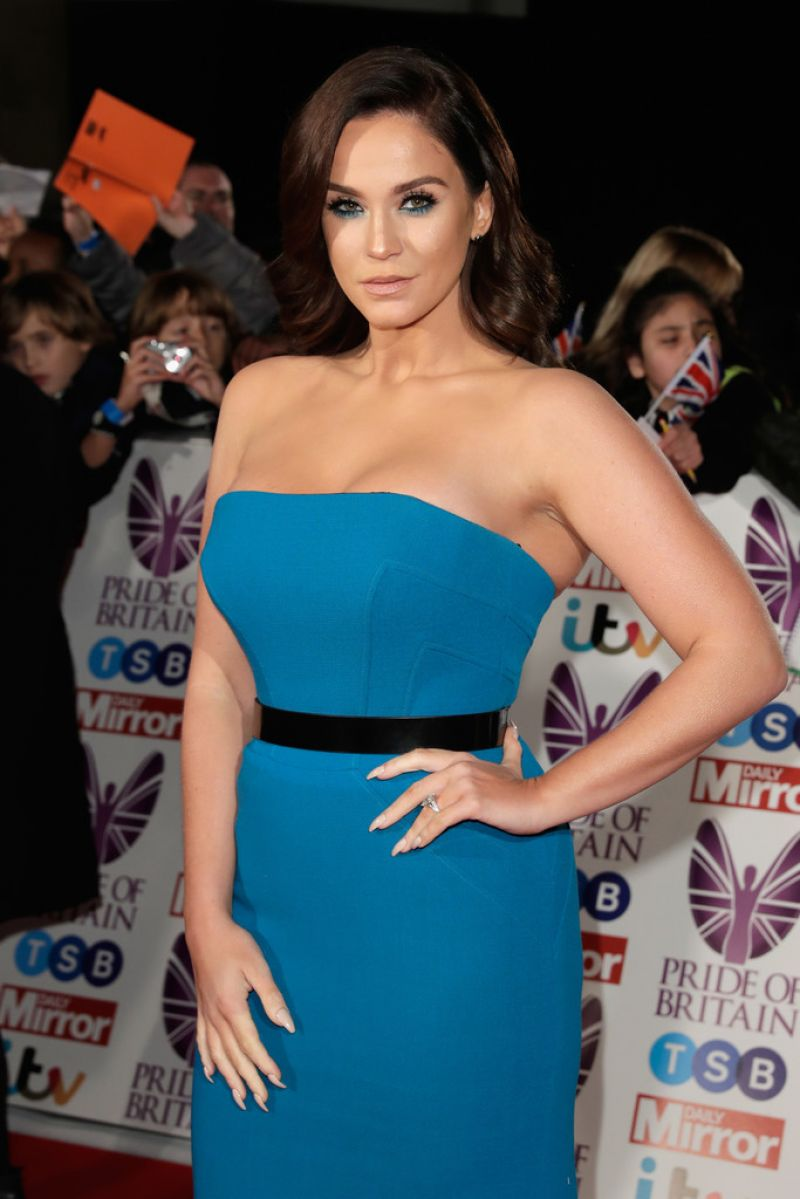 Vicky Pattison At The Pride of Britain Awards 2017 in London